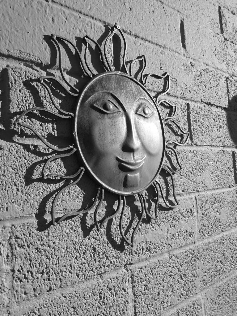 Ubiquitous desert sun