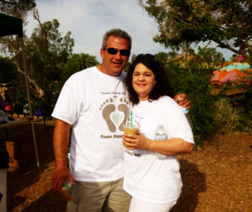 Jodie & Greg Steele