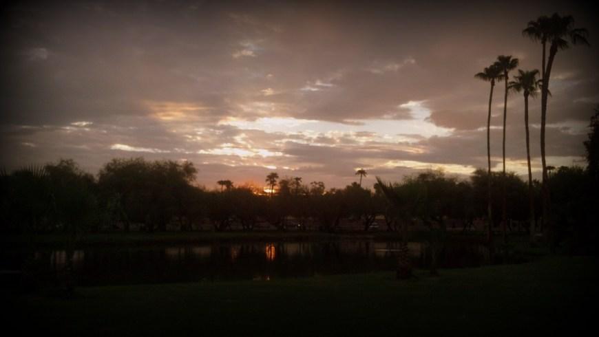Stormy Arizona Sky