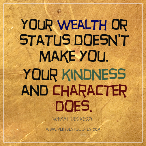 wealth-and-kindness-quotes